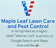 Maple Leaf grow with google